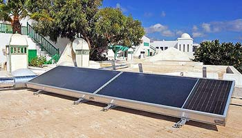 Costa Teguise TwinSolar 4 m